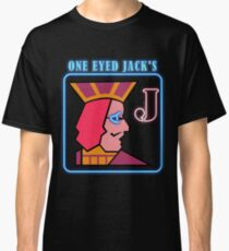 Twin Peaks One Eye Jacks Classic T-Shirt