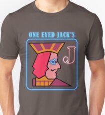 Twin Peaks One Eye Jacks Unisex T-Shirt