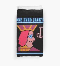 Twin Peaks One Eye Jacks Duvet Cover