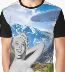 Valley Space Graphic T-Shirt