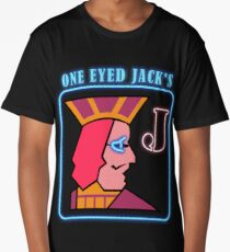 Twin Peaks One Eye Jacks Long T-Shirt