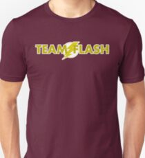 team flash Unisex T-Shirt