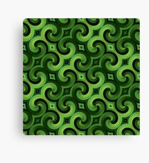 Cool Mint Canvas Print
