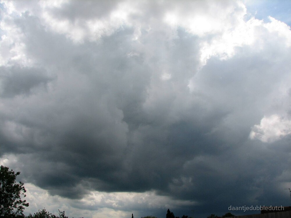 storm coming by daantjedubbledutch