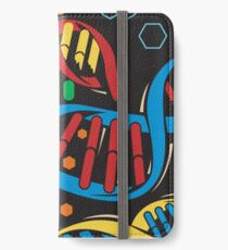 Cosima's Laptop Cover Texture iPhone Wallet/Case/Skin