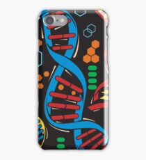Cosima's Laptop Cover Texture iPhone Case/Skin