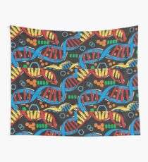 Cosima's Laptop Cover Texture Wall Tapestry