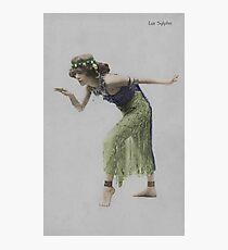 Lia Sylphe Photographic Print