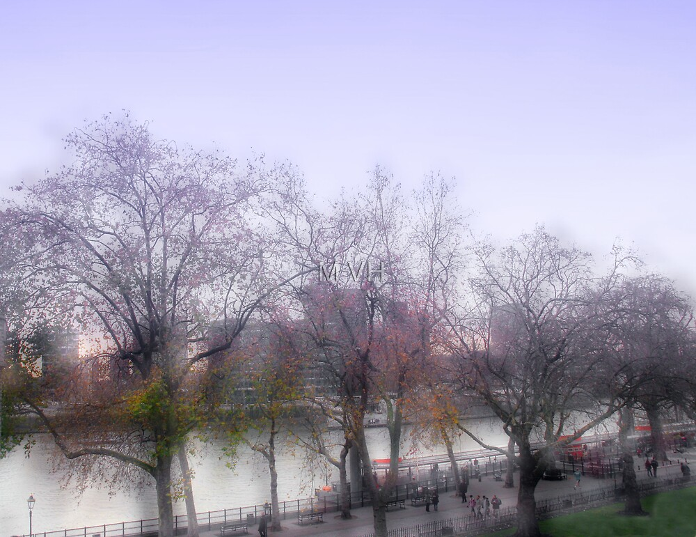 Beyond the Thames by M VH