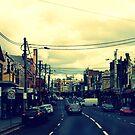 Inner City Suburb by Evita