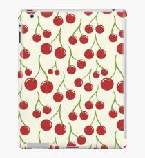 Cherry seamless pattern iPad Case/Skin