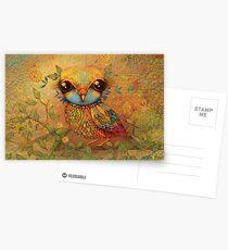 The Love Bird Postcards
