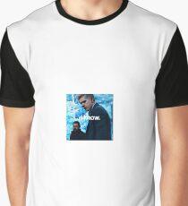 ROBRON - I KNOW DESIGN Graphic T-Shirt