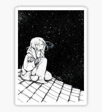 Star Gazing Sticker