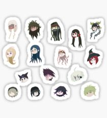 DanganRonpa V3 - Ultimate Collection Sticker
