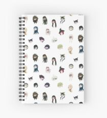 DanganRonpa V3 - Ultimate Collection Spiral Notebook