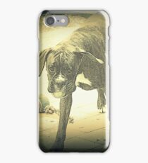Boxers At Play iPhone Case/Skin