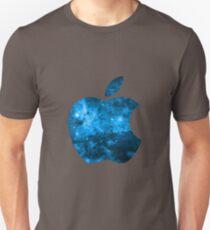 Galaxy Apple Logo Unisex T-Shirt