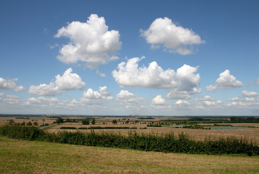 Lincolnshire by Bev Evans
