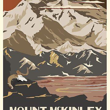 National Parks 2050: Denali by HRothstein