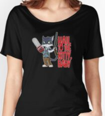 Army of Catness Women's Relaxed Fit T-Shirt
