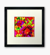 Tech Genius Framed Print