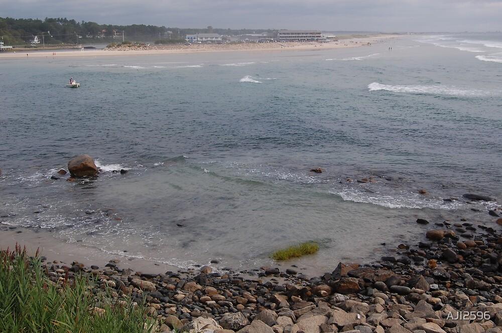 Maine Coast by AJI2596