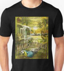 UNISET jimmy KONSER buffett T-SHIRT TELU T-Shirt