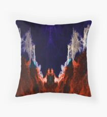 Come Hell or High Water Throw Pillow