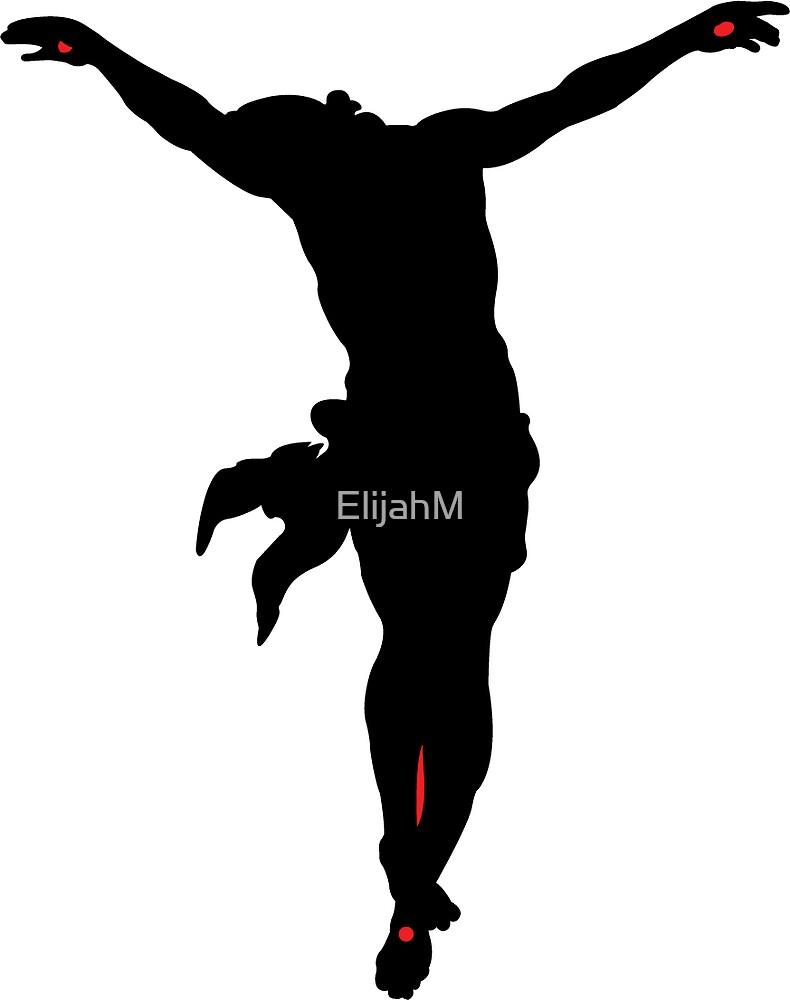 crucifiction by ElijahM