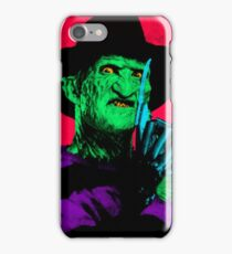A NIGHTMARE ON ELM STREET iPhone Case/Skin