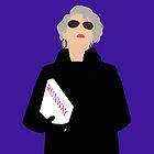 Miranda Priestly- The Devil Wears Prada by thefilmartist