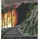 National Parks 2050: Great Smoky by Hannah Rothstein