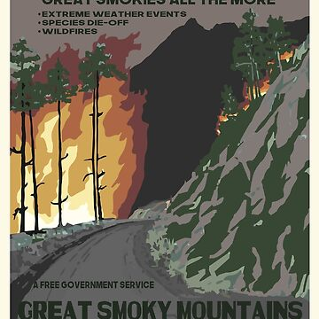 National Parks 2050: Great Smoky by HRothstein