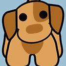 Mudbone the Pup by Carbon-Fibre Media