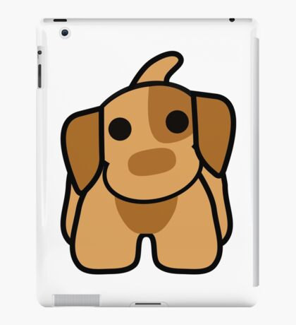 Mudbone the Pup iPad Case/Skin