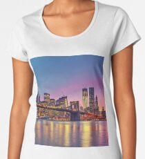 NEW YORK Women's Premium T-Shirt