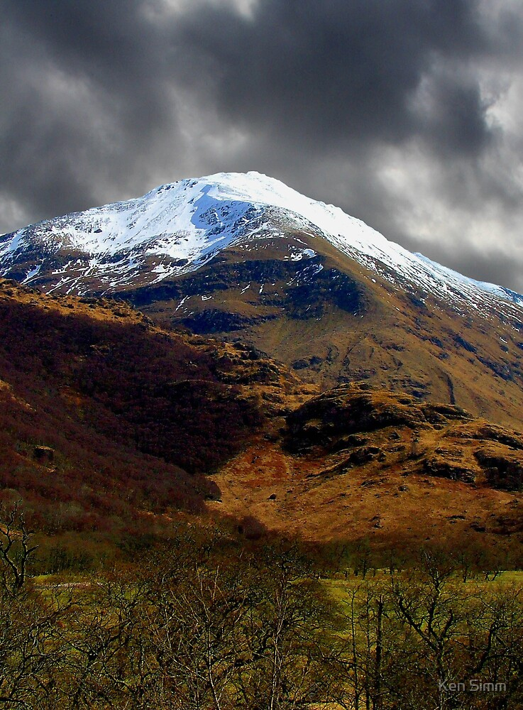 The Nevis Range by Kenart