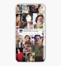 cole being cole iPhone Case/Skin