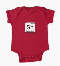 The Atomic Symbol for Detection  Kids Clothes