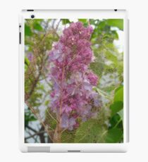 Lilacs for Grieving iPad Case/Skin
