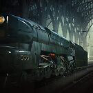 Powered by Steam by Mark Richards