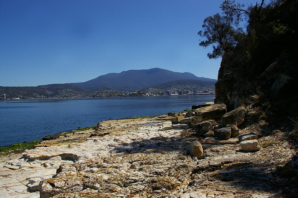 Hobart, My Hometown by Allan Park