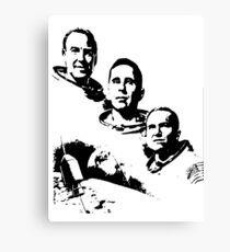 """""""Three men in the sky"""" T-Shirts Canvas Print"""