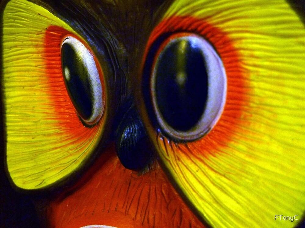 Plastic Owl by FTonyC
