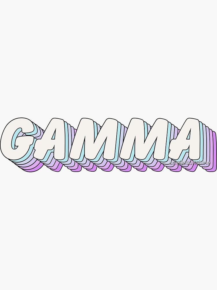 Pop Art 1.5 - Gamma von arielledesigns