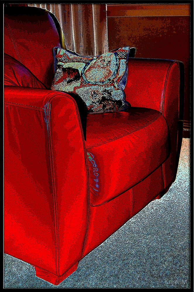 Armchair by KarenM
