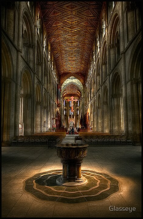 Peterborough Cathedral pt.2 by Glasseye