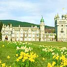 Spring at Balmoral Castle by Adam Gormley