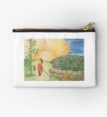 Jack and the Bean Stalk Studio Pouch